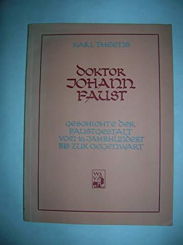 Doktor Johann Faust: o. A.