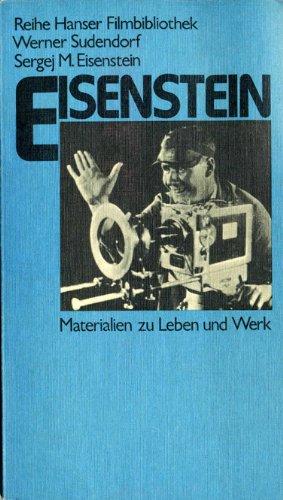 9783446120792: Sergej M. Eisenstein: Materialien zu Leben und Werk (Reihe Hanser)
