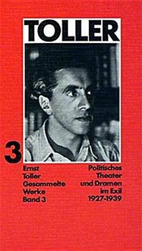9783446125193: Gesammelte Werke, 5 Bde., Bd.3, Politisches Theater und Dramen im Exil 1927-1939