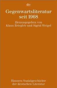 Band 12. HANSERS SOZIALGESCHICHTE DER DEUTSCHEN LITERATUR,: Grimminger, Rolf (ed);