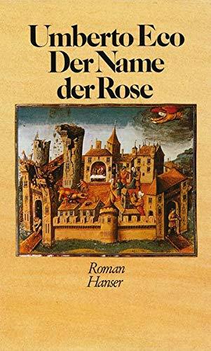 9783446133631: Der Name der Rose.