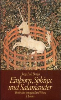 Buch der imaginären Wesen - Borges, Jorge L