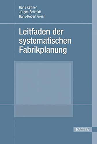 9783446138254: Leitfaden der systematischen Fabrikplanung