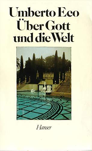 9783446139336: Ueber Gott Und Die Welt (German Edition)