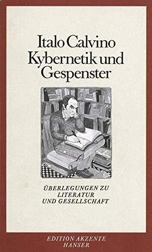 9783446139428: Kybernetik und Gespenster: Überlegungen zu Literatur und Gesellschaft