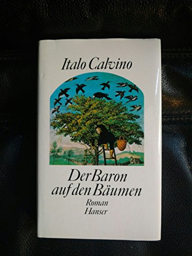 9783446140028: Der Baron auf den Bäumen. Roman