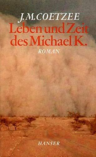 9783446141322: Leben und Zeit des Michael K.
