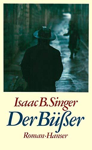 9783446142619: Der Büsser. Roman