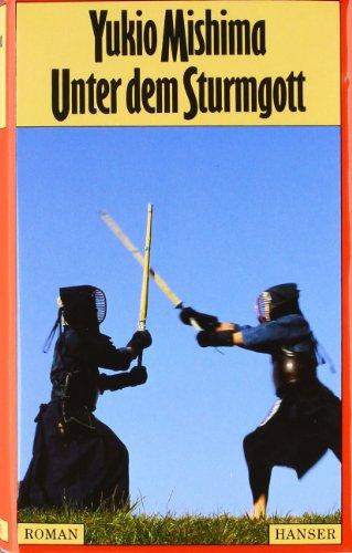 9783446146280: Unter Dem Sturmgott: Roman
