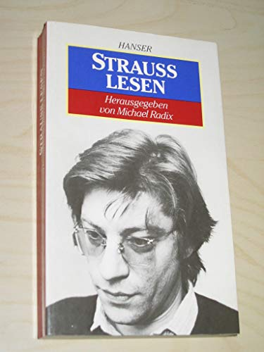 9783446146310: Strauss lesen
