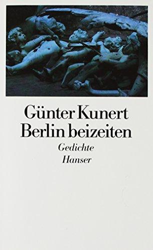 9783446148864: Berlin beizeiten