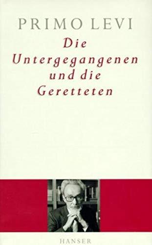 Die Untergegangenen und die Geretteten. (3446151443) by Levi, Primo