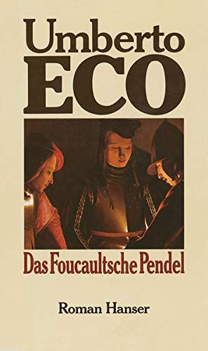 9783446153950: Das Foucaultsche Pendel