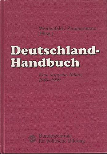 9783446155442: Deutschland-Handbuch