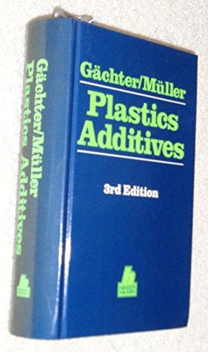 9783446156807: Plastics Additives Handbook