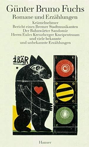 Werke I/III: G�nter Bruno Fuchs