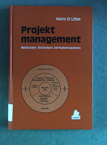 9783446158368: Projektmanagement