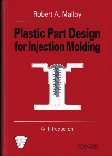 9783446159563: Plastic Part Design for Injection Molding