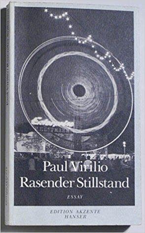 9783446162488: Rasender Stillstand. Essay