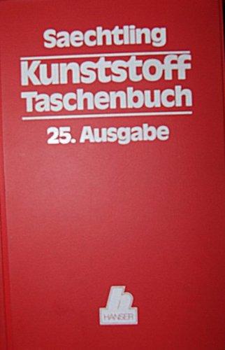 9783446164987: Kunststoff-Taschenbuch