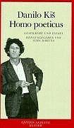 9783446170520: Homo poeticus: Gespräche und Essays