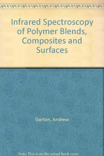 9783446171367: Infrared Spectroscopy of Polymer Blends, Composites and Surfaces: Composites and Surfaces