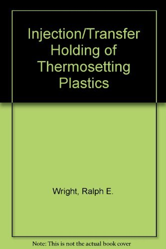 9783446172296: Injection/Transfer Holding of Thermosetting Plastics