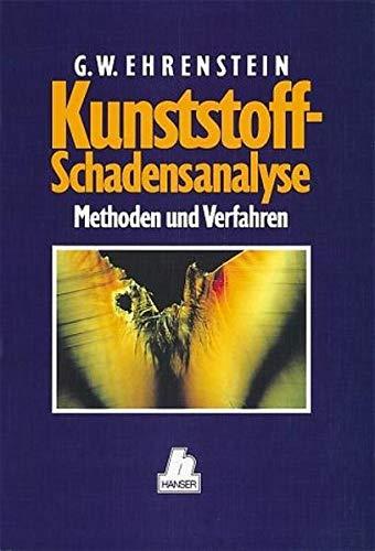 9783446173293: Kunststoff-Schadensanalyse.