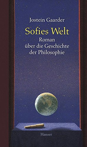 9783446173477: Sofies Welt: Roman über die Geschichte der Philosophie (German Edition)