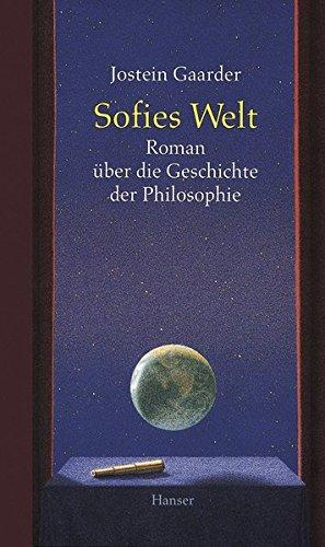 9783446173477: Sofies Welt Roman Uber Die Ges