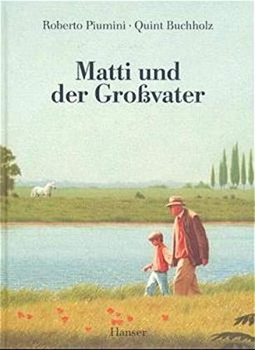9783446175693: Matti und der Großvater.
