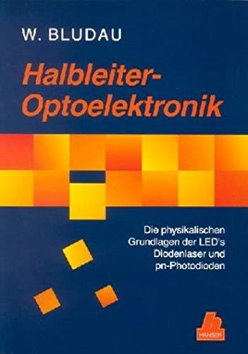 9783446177123: Halbleiter-Optoelektronik