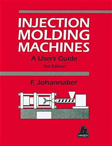 9783446177338: Injection Molding Machines