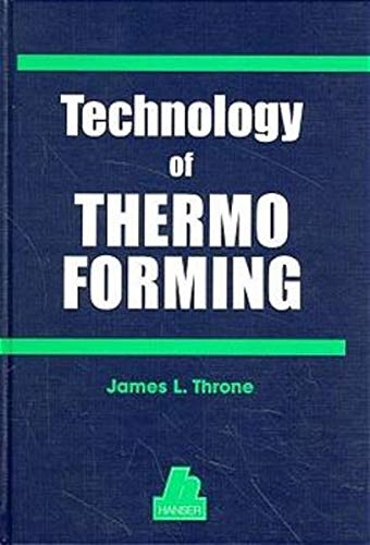 9783446178120: Technology of Thermoforming