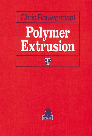 9783446179608: Polymer Extrusion