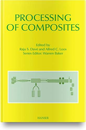 Processing of Composites: Raju S. Dave