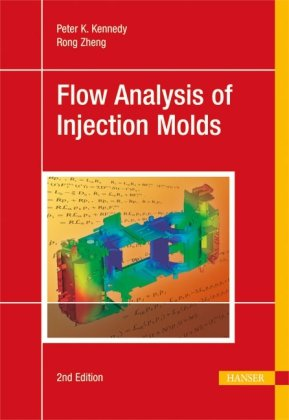 9783446180505: Flow Analysis of Injection Molds