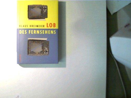 9783446180901: Lob des Fernsehens,