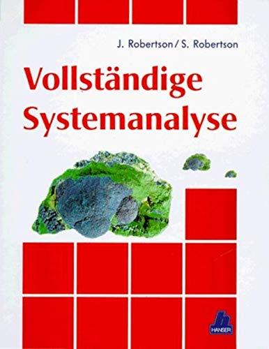 Vollständige Systemanalyse. (3446181156) by Robertson, James; Robertson, Suzanne