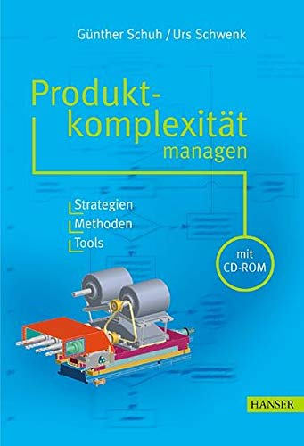 9783446187795: Produktkomplexität managen: Strategien - Methoden - Tools