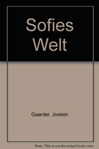 9783446188402: Sofies Welt