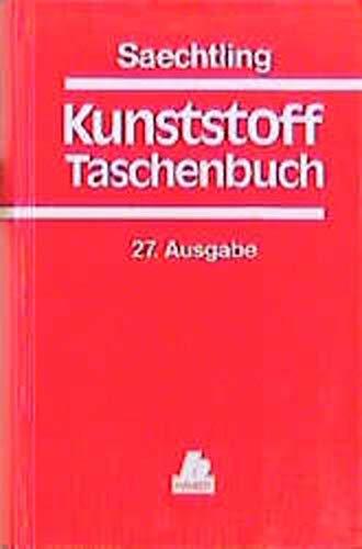 9783446190542: Kunststoff-Taschenbuch