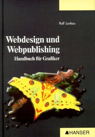 9783446190719: Webdesign und Webpublishing. Handbuch für Grafiker