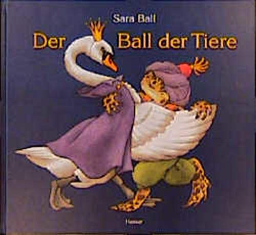 9783446190757: Ball der tiere (Hors Catalogue)