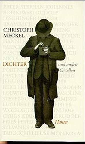 9783446195264: Dichter und andere Gesellen