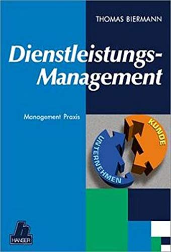 9783446195783: Dienstleistungs-Management