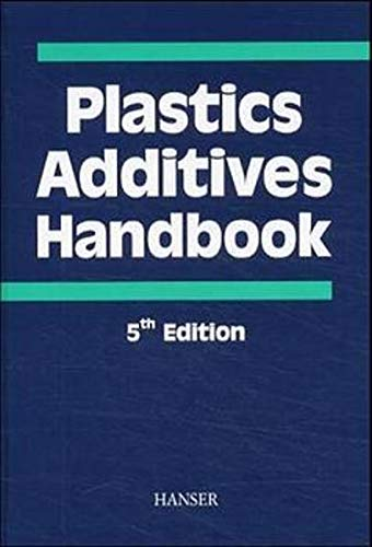 9783446195790: Plastics Additives Handbook