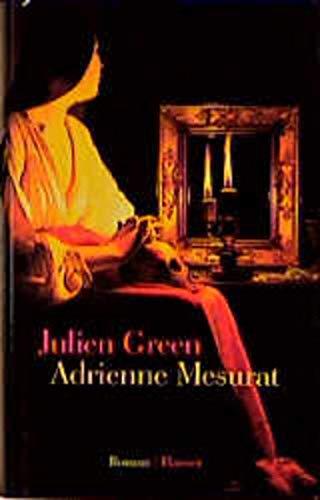 9783446199095: Adrienne Mesurat.
