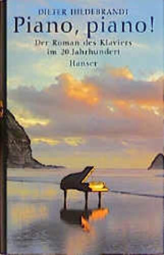 9783446199354: Piano, piano!: Der Roman des Klaviers im 20. Jahrhundert (German Edition)