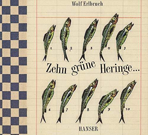 9783446200357: Zehn grüne Heringe.